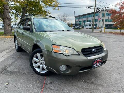 2006 Subaru Outback for sale at JerseyMotorsInc.com in Teterboro NJ