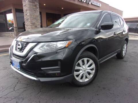 2017 Nissan Rogue for sale at Lakeside Auto Brokers Inc. in Colorado Springs CO