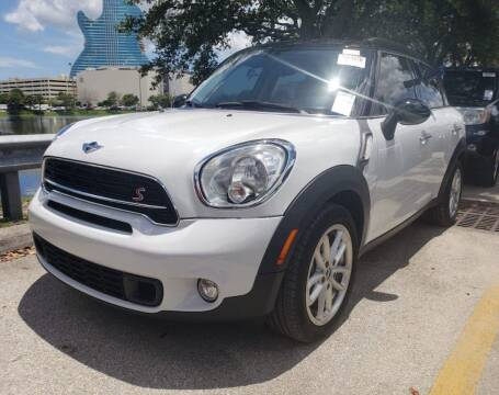 2016 MINI Countryman for sale at Barbie's Autos Corp in Miami FL