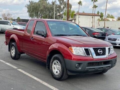 2018 Nissan Frontier for sale at Brown & Brown Wholesale in Mesa AZ