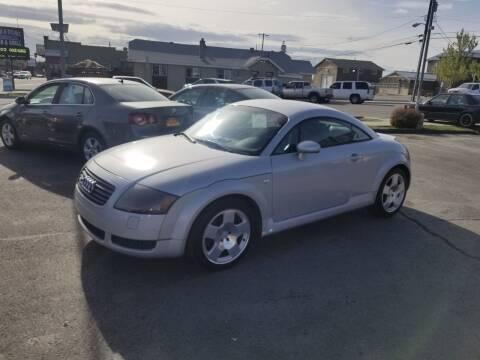 2002 Audi TT for sale at Cool Cars LLC in Spokane WA