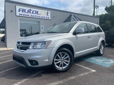 2014 Dodge Journey for sale at AUTOLOT in Bristol PA