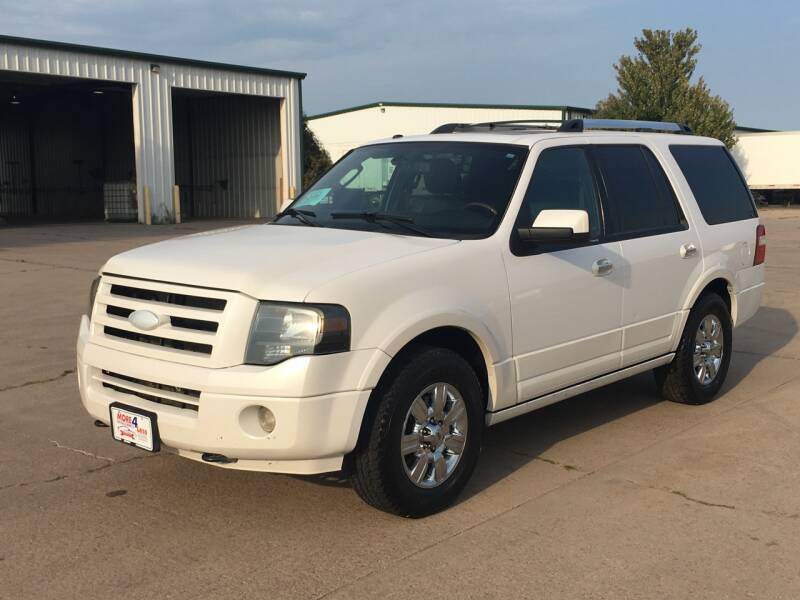 2010 Ford Expedition for sale at More 4 Less Auto in Sioux Falls SD