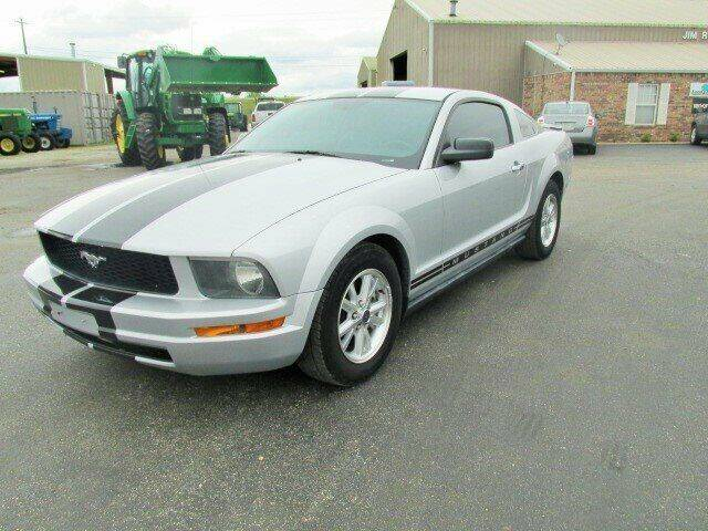 2007 Ford Mustang for sale at 412 Motors in Friendship TN