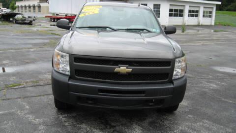 2011 Chevrolet Silverado 1500 for sale at SHIRN'S in Williamsport PA