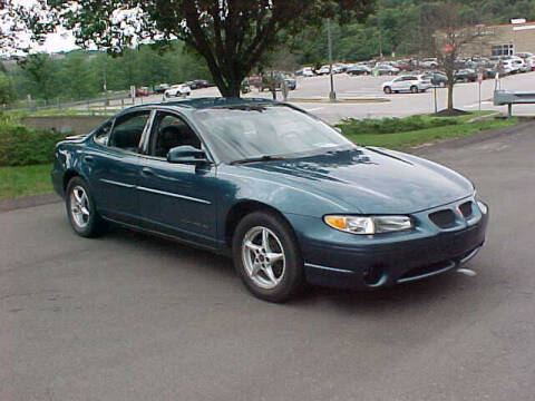 2003 Pontiac Grand Prix for sale at North Hills Auto Mall in Pittsburgh PA