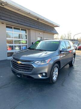 2019 Chevrolet Traverse for sale at Dream Auto Sales in South Milwaukee WI