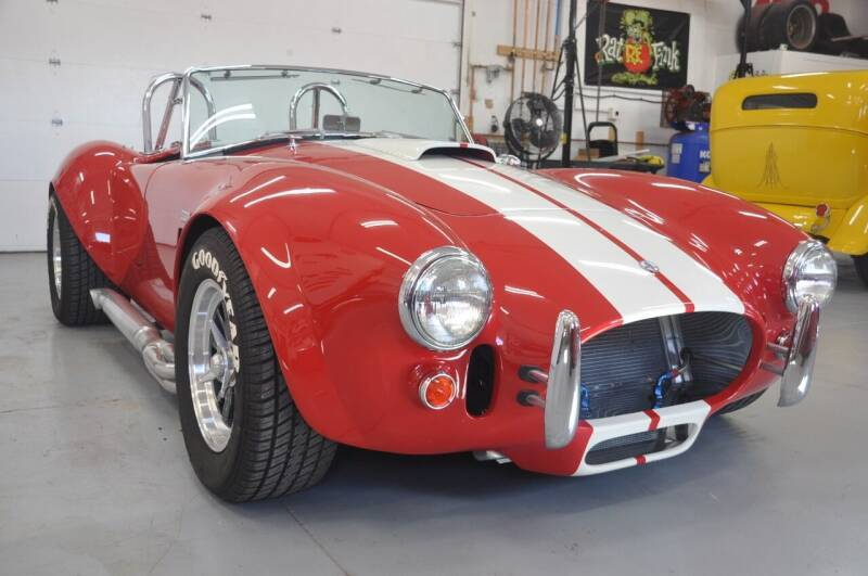 1965 Shelby American   Cobra for sale at HIGH-LINE MOTOR SPORTS in Brea CA