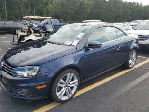 2012 Volkswagen Eos for sale at Cross Automotive in Carrollton GA