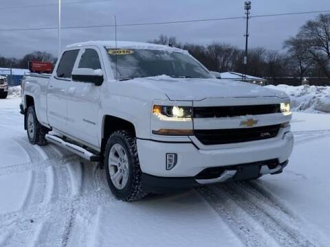 2016 Chevrolet Silverado 1500 for sale at Betten Baker Preowned Center in Twin Lake MI