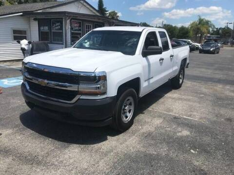 2017 Chevrolet Silverado 1500 for sale at Denny's Auto Sales in Fort Myers FL