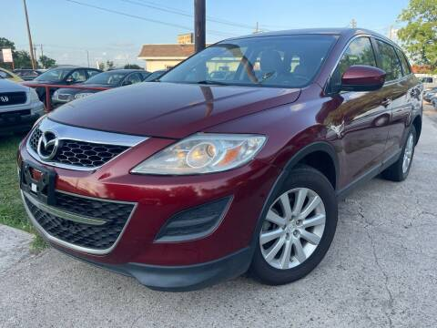 2010 Mazda CX-9 for sale at Texas Select Autos LLC in Mckinney TX
