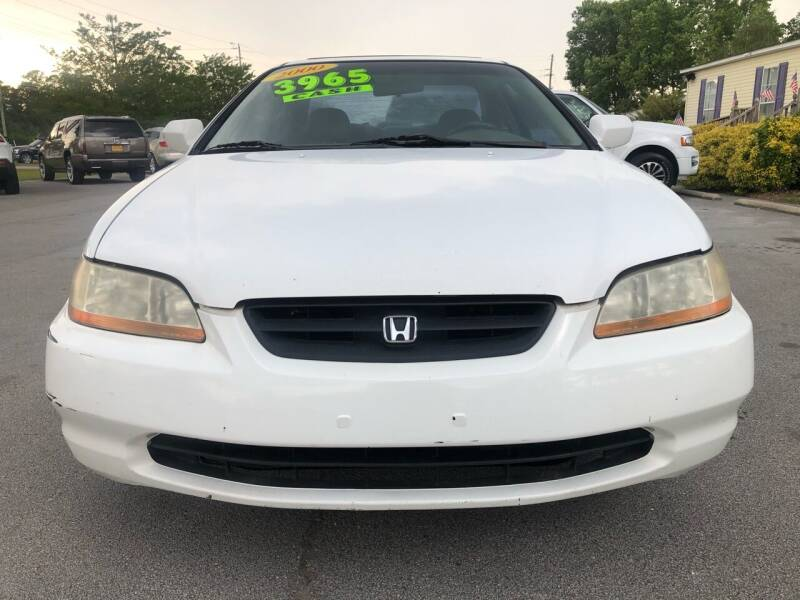 2000 Honda Accord for sale at East Carolina Auto Exchange in Greenville NC