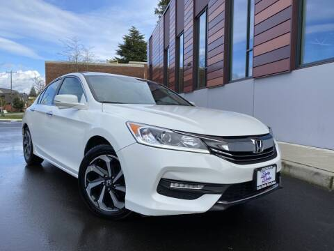 2017 Honda Accord for sale at DAILY DEALS AUTO SALES in Seattle WA