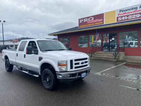 2008 Ford F-250 Super Duty for sale at Pro Motors in Roseburg OR