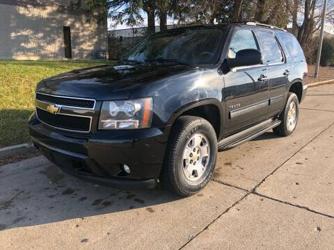 2013 Chevrolet Tahoe for sale at Scott's Automotive in West Allis WI
