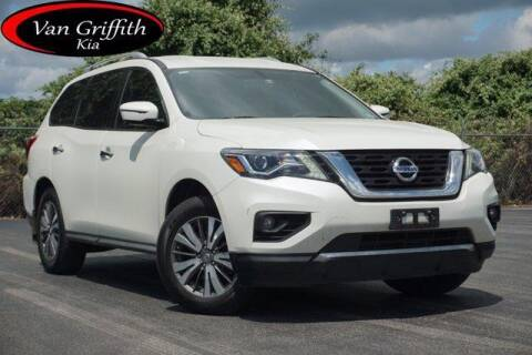 2017 Nissan Pathfinder for sale at Van Griffith Kia Granbury in Granbury TX