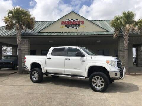 2014 Toyota Tundra for sale at Rabeaux's Auto Sales in Lafayette LA