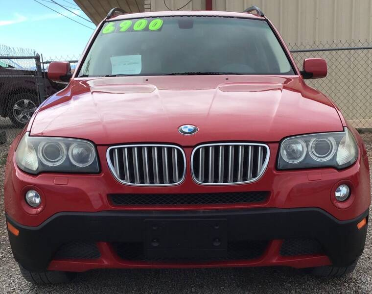 2008 BMW X3 for sale at The Auto Shop in Alamogordo NM