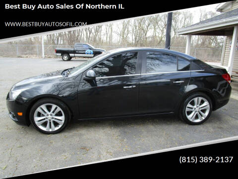 2012 Chevrolet Cruze for sale at Best Buy Auto Sales of Northern IL in South Beloit IL