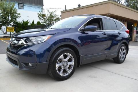 2018 Honda CR-V for sale at Father and Son Auto Lynbrook in Lynbrook NY