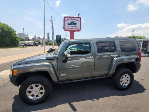 2010 HUMMER H3 for sale at Ford's Auto Sales in Kingsport TN