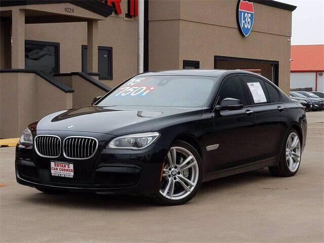 2015 BMW 7 Series for sale at Bryans Car Corner in Chickasha OK