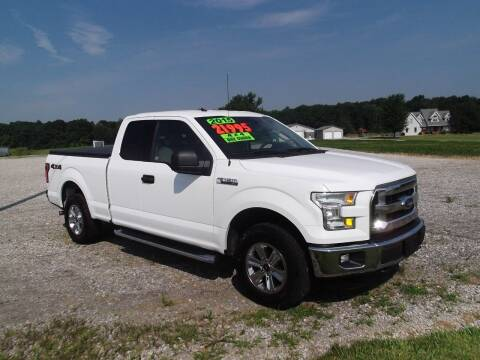 2015 Ford F-150 for sale at Dietsch Sales & Svc Inc in Edgerton OH