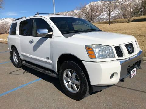 2006 Nissan Armada for sale at DRIVE N BUY AUTO SALES in Ogden UT