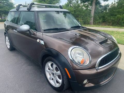 2008 MINI Cooper Clubman for sale at LA 12 Motors in Durham NC