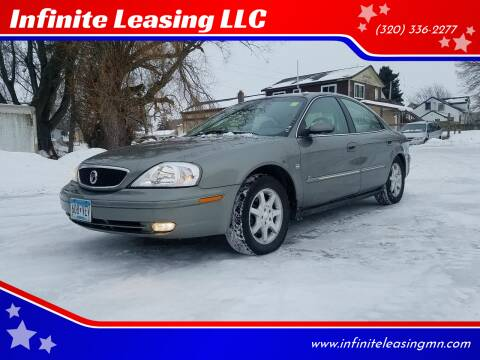 2002 Mercury Sable for sale at Infinite Leasing LLC in Lastrup MN