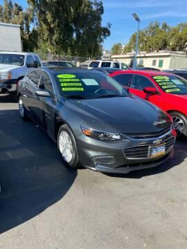 2017 Chevrolet Malibu for sale at LA PLAYITA AUTO SALES INC - 3271 E. Firestone Blvd Lot in South Gate CA