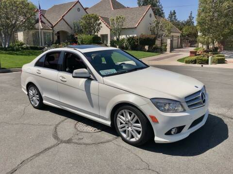 2009 Mercedes-Benz C-Class for sale at Carmelo Auto Sales Inc in Orange CA