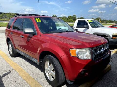 2011 Ford Escape for sale at ROCKLEDGE in Rockledge FL