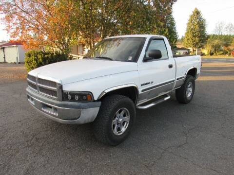1998 Dodge Ram Pickup 1500 for sale at Triple C Auto Brokers in Washougal WA