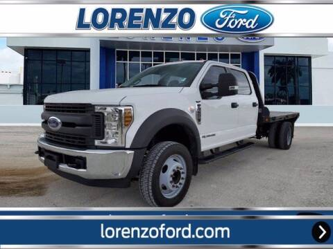 2019 Ford F-450 Super Duty for sale at Lorenzo Ford in Homestead FL