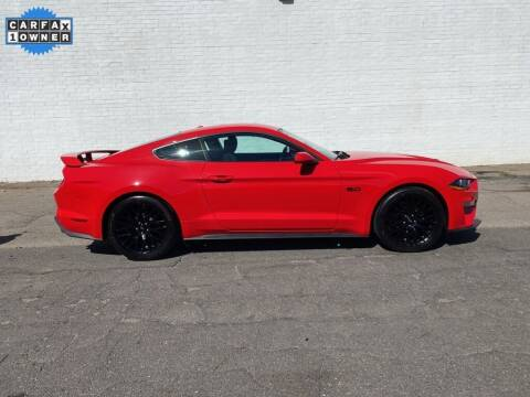 2019 Ford Mustang for sale at Smart Chevrolet in Madison NC