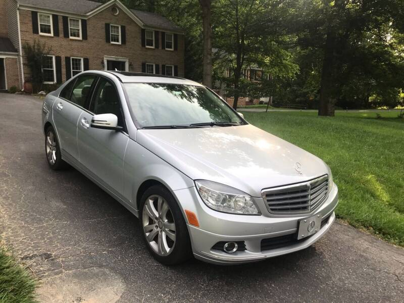 2010 Mercedes-Benz C-Class for sale at CARDEPOT AUTO SALES LLC in Hyattsville MD