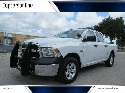 2014 RAM Ram Pickup 1500 for sale at Copcarsonline in Largo FL
