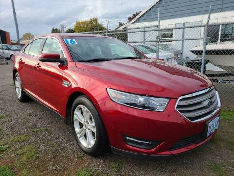 2016 Ford Taurus for sale at Universal Auto Sales in Salem OR