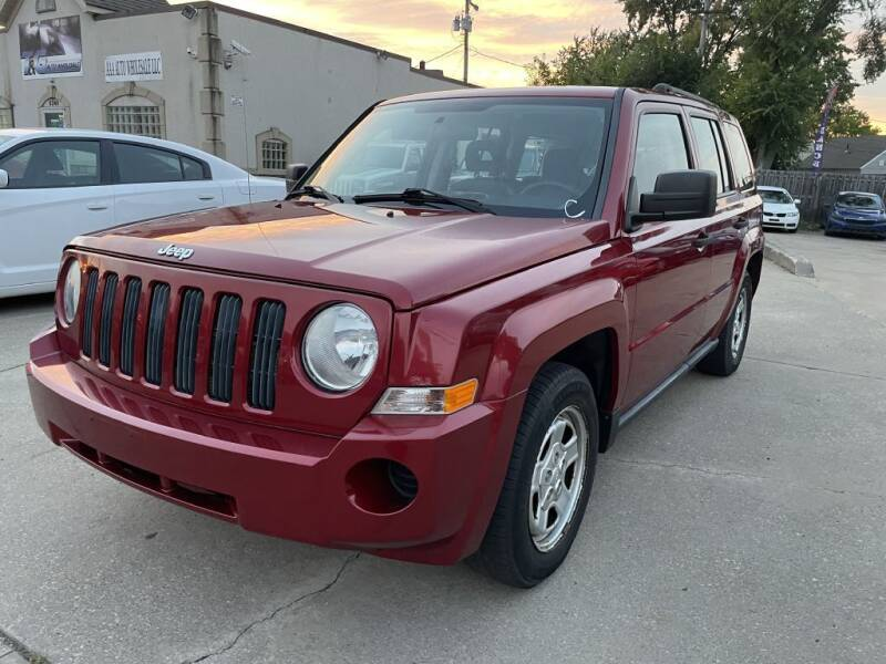 2008 Jeep Patriot for sale at T & G / Auto4wholesale in Parma OH