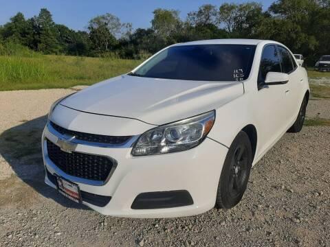 2016 Chevrolet Malibu Limited for sale at LA PULGA DE AUTOS in Dallas TX