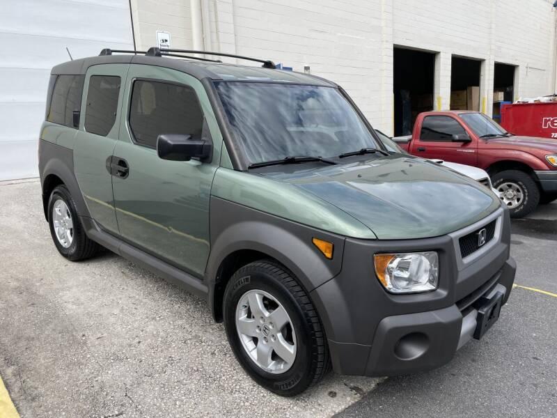 2005 Honda Element for sale in Saint Petersburg, FL