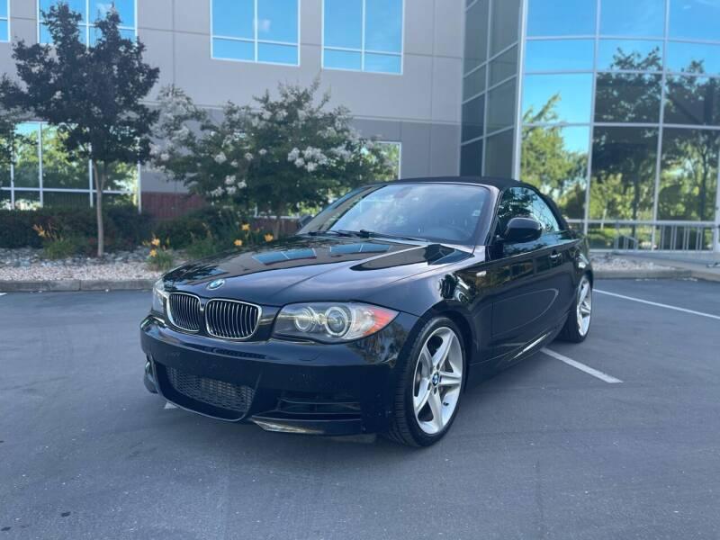 2011 BMW 1 Series for sale at TREE CITY AUTO in Rancho Cordova CA