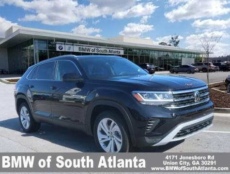 2020 Volkswagen Atlas Cross Sport for sale at Carol Benner @ BMW of South Atlanta in Union City GA