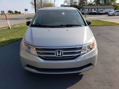 2012 Honda Odyssey for sale at Auto Hub in Grandview MO