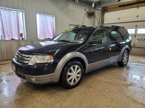 2008 Ford Taurus X for sale at Sand's Auto Sales in Cambridge MN