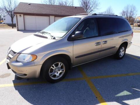2003 Dodge Grand Caravan for sale at A-Auto Luxury Motorsports in Milwaukee WI