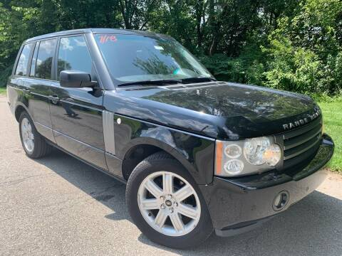 2006 Land Rover Range Rover for sale at Trocci's Auto Sales in West Pittsburg PA