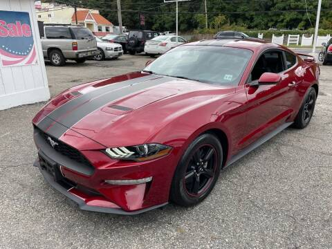 2018 Ford Mustang for sale at Auto Banc in Rockaway NJ